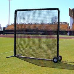 Thumbnail Image 2 for Cimarron 8'' x 8'' #84 Premier Fielder Net and Frame with Wheels