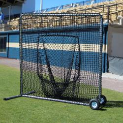 Thumbnail Image 3 for Cimarron 7'' x 7'' #84 Premier Sock Net and Frame with Wheels