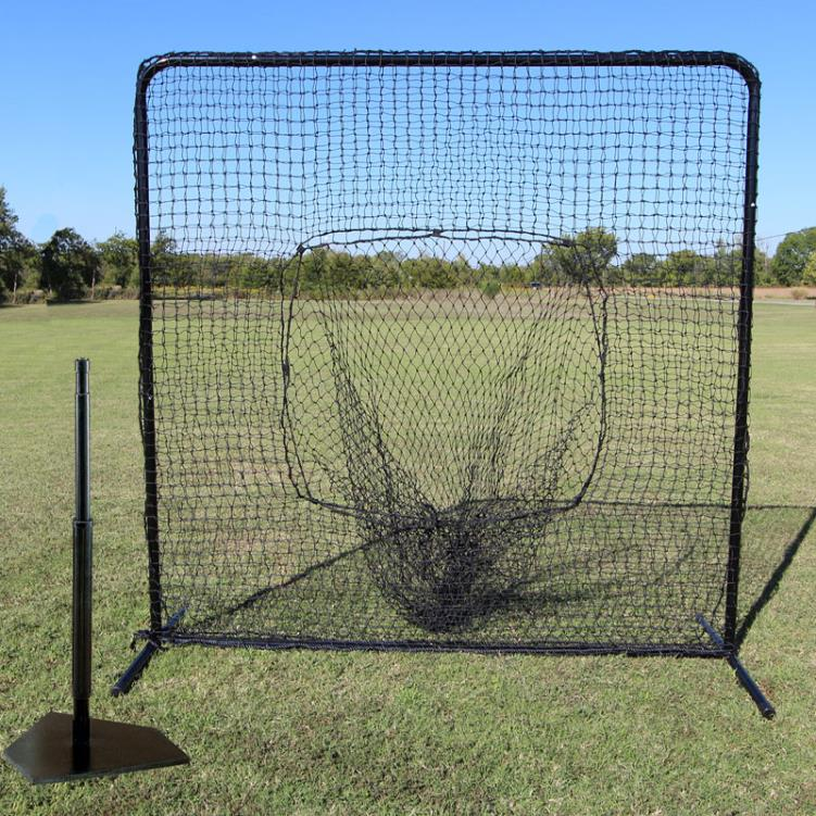 Cimarron Residential Sock Net with Deluxe Batting Tee