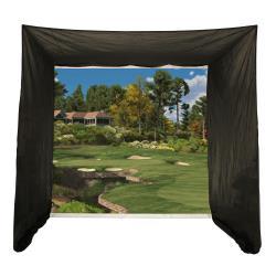 Thumbnail Image 3 for Cimarron 5x10x10 Tour Simulator Archery Golf Net