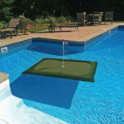 Thumbnail Image 2 for Floating Golf Green Original - 4' x 6'