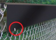 Thumbnail Image 2 for Safety Top Cap Fence Top Premium Protection