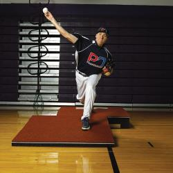 Thumbnail Image 4 for ProMounds Professional Two-Piece Pitching Mound