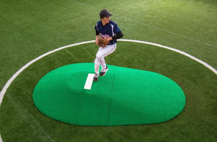 8 Two-Piece Game Mound