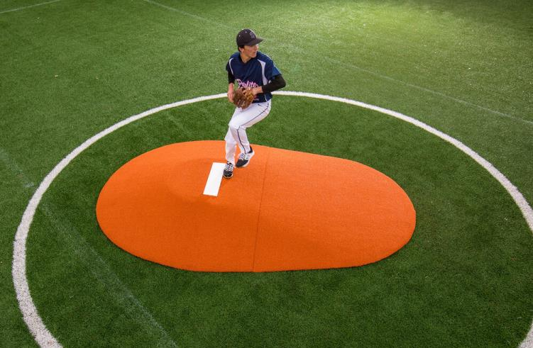 10 Two-Piece Game Mound