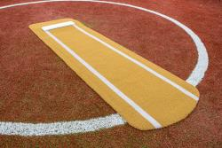 Thumbnail Image 3 for Pro Spiked Softball Mat