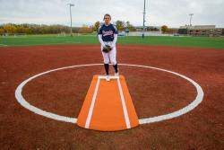 Thumbnail Image 5 for Pro Spiked Softball Mat