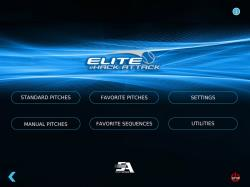 Thumbnail Image 4 for Elite eHack Attack Softball Machine