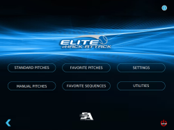 Thumbnail Image 8 for Elite eHack Attack Baseball Pitching Machine