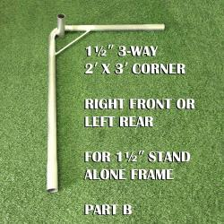 Thumbnail Image 3 for 1&nbsp&nbsp  1/2 Stand Alone Frame Parts