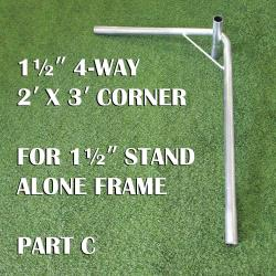 Thumbnail Image 4 for 1&nbsp&nbsp  1/2 Stand Alone Frame Parts