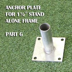 Thumbnail Image 5 for 1&nbsp&nbsp  1/2 Stand Alone Frame Parts