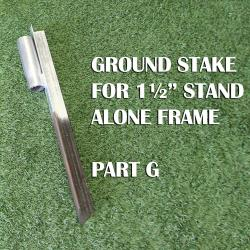Thumbnail Image 7 for 1&nbsp&nbsp  1/2 Stand Alone Frame Parts