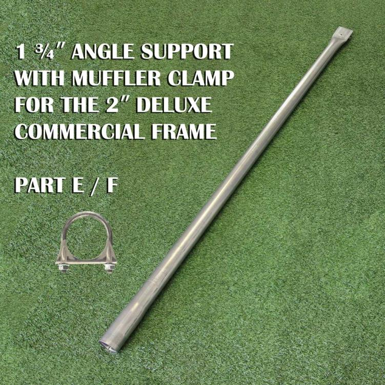 Deluxe Commercial Frame Parts