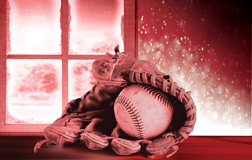 Get in shape for baseball season with these four winter-weather indoor training tips Thumbnail image