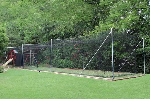 Improve Your Practice with a Freestanding Batting Cage