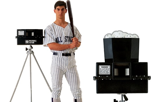 Complete Your Batting Cage with a Polyball Pitching Machine