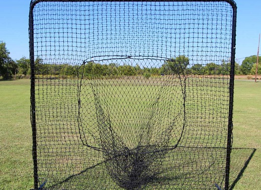Improve Your Baseball Skill with a Sock Net