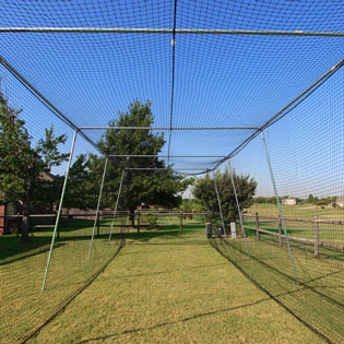 Sub category thumbnail image for Batting Cage Nets Only
