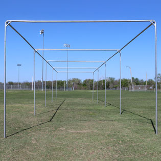 Sub category thumbnail image for Batting Cage Frames