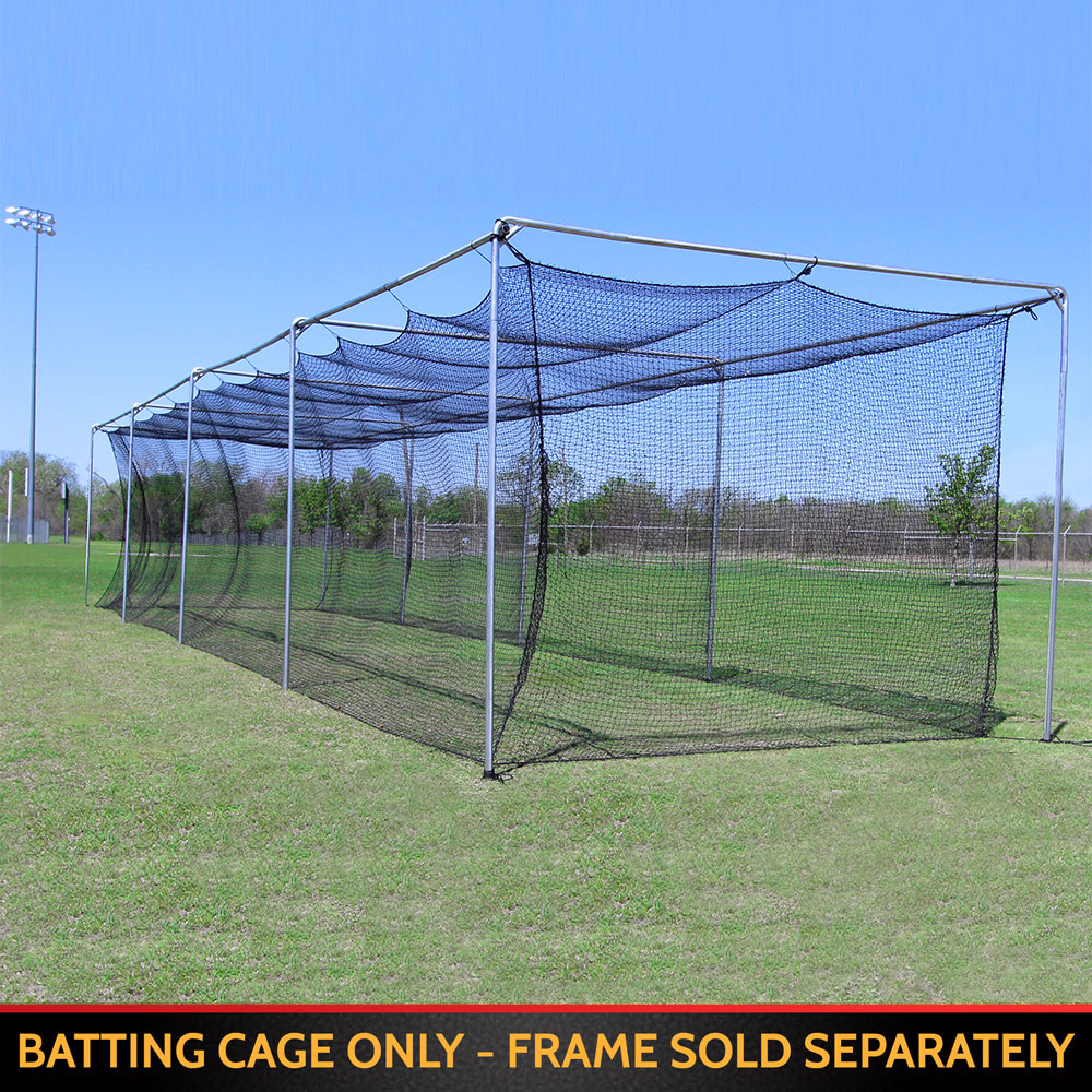 Packaging or Promotional image for Cimarron #36 Twisted Poly Batting Cage Nets