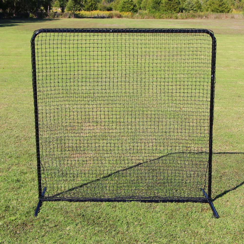 Packaging or Promotional image for Cimarron 7' x 7' #42 Fielder Net and Frame