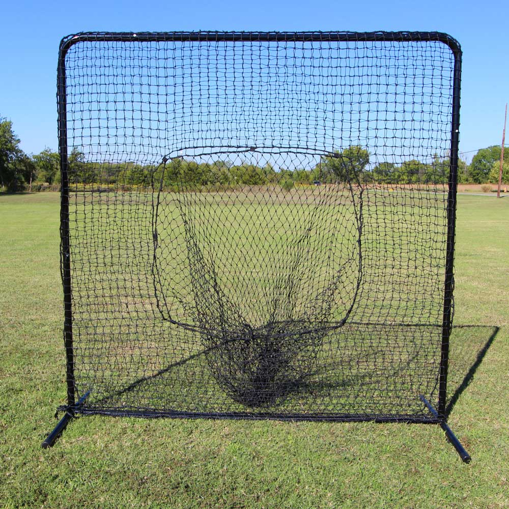 Packaging or Promotional image for Cimarron 7' x 7' #42 Sock Net and Frame