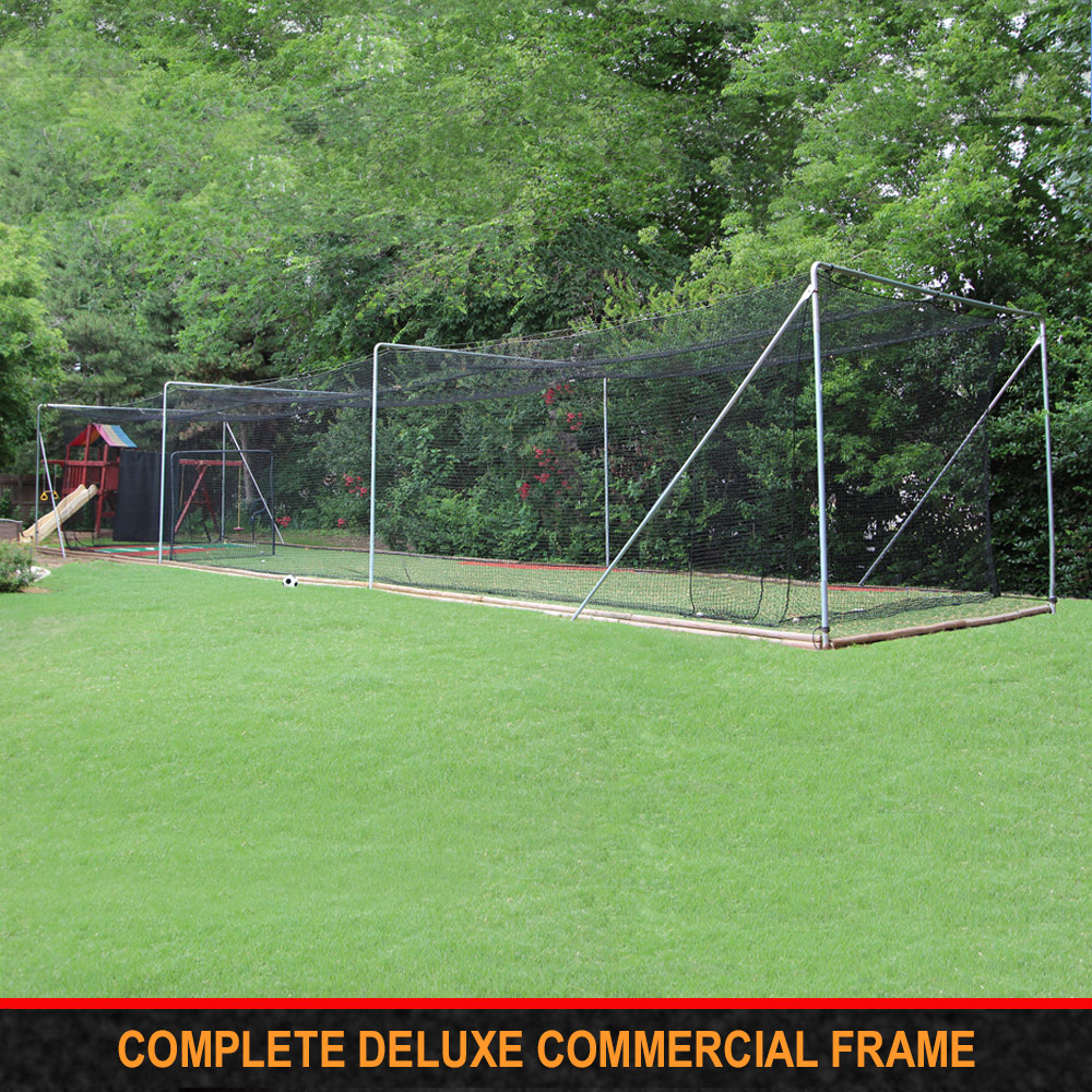 "Packaging or Promotional image for Cimarron 2 ¼"" Complete Deluxe Commercial Frames"