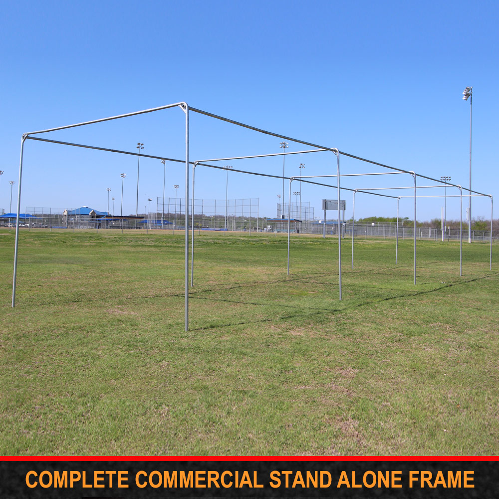 "Packaging or Promotional image for Cimarron 2"" Complete Stand-Alone Commercial  Frames"