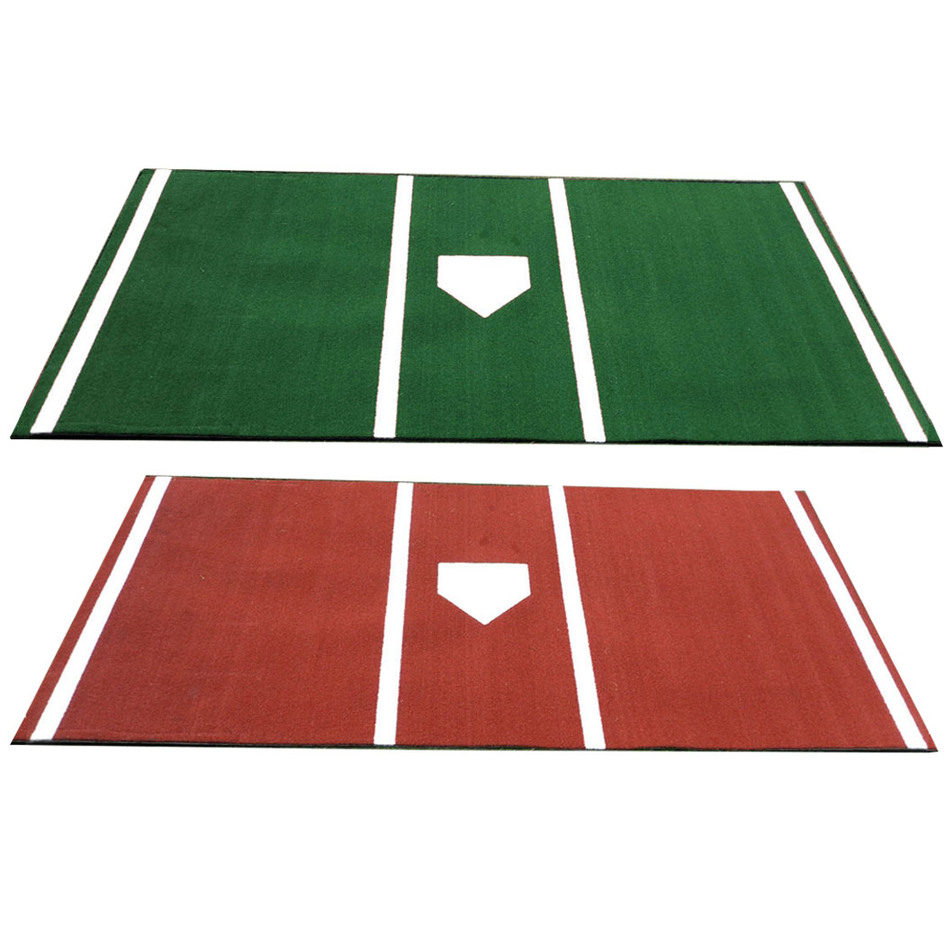 Packaging or Promotional image for Cimarron Deluxe Homeplate Mats