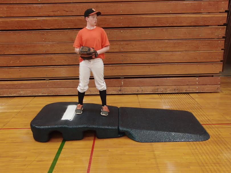 Packaging or Promotional image for 10 Indoor Pro Practice Mound