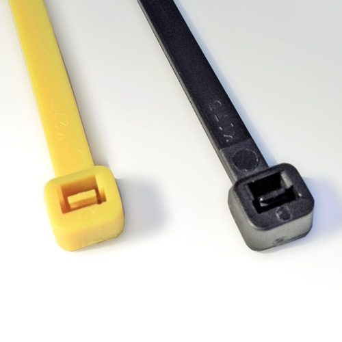 Packaging or Promotional image for Fence Cap Ties (100 or 250)