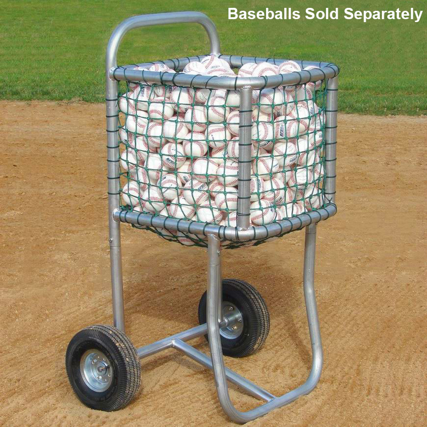 Packaging or Promotional image for OIP Deluxe Back Saver Ball Caddy
