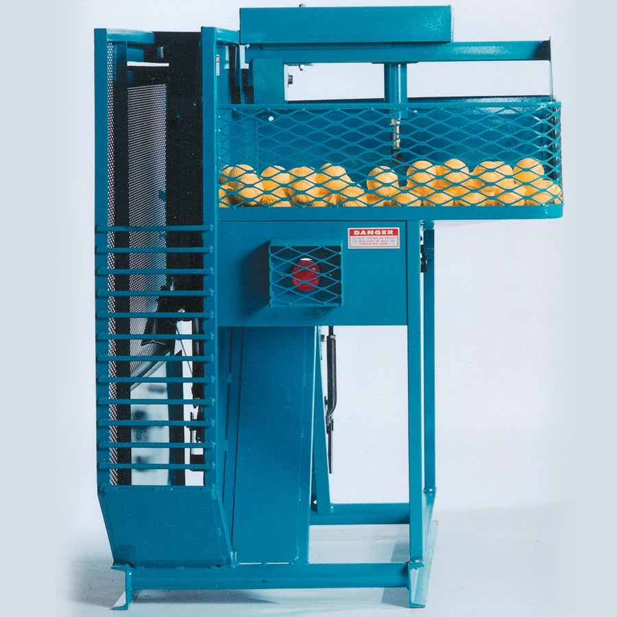 Packaging or Promotional image for Iron Mike MP-4 Combo Pitching Machine