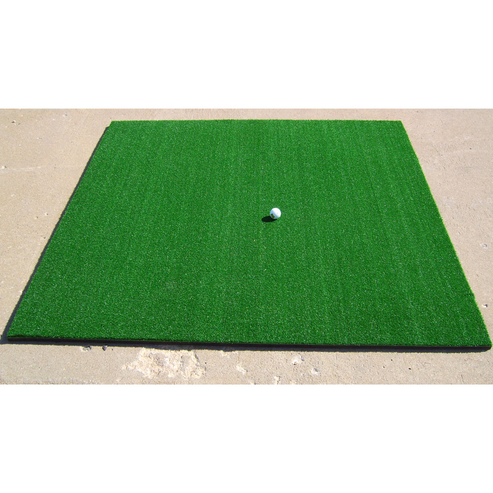 Packaging or Promotional image for Commercial Nylon Range Mats w/1 Tee