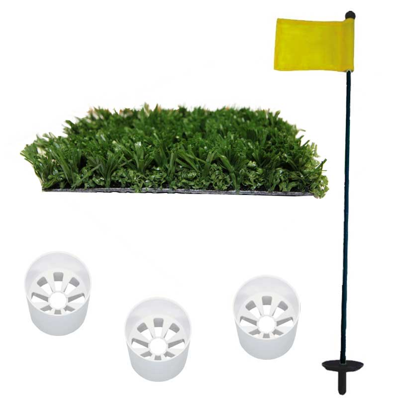 Packaging or Promotional image for Complete Putting Green Accessory Kit