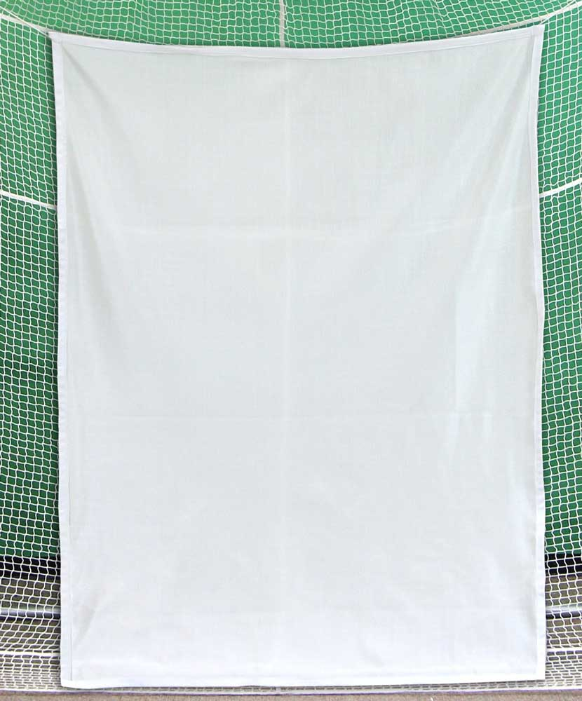 Packaging or Promotional image for 4' x 5' Impact Projection Screen