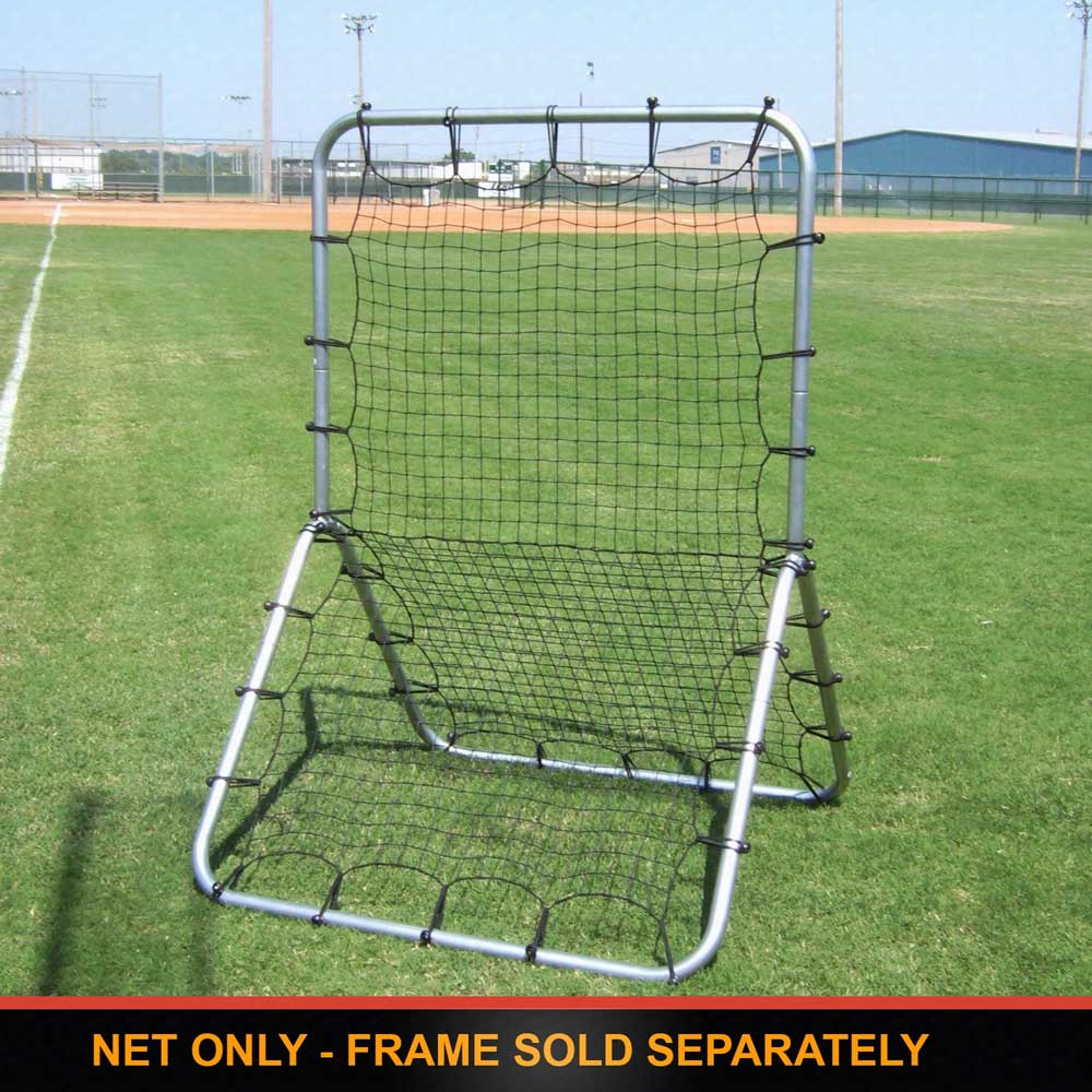 Packaging or Promotional image for Cimarron Pro Pitchback Replacement Net Only