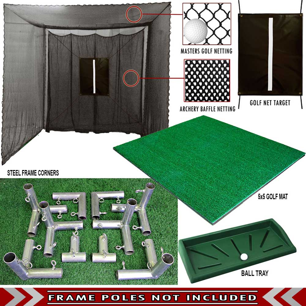 Packaging or Promotional image for Golf Bundle 1