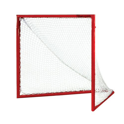 Packaging or Promotional image for Predator 4 X 4 Box Goal with 5mm White Net