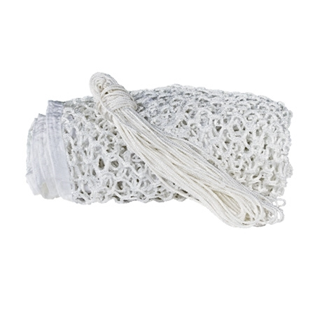 Packaging or Promotional image for Predator White Lacrosse Replacement Net