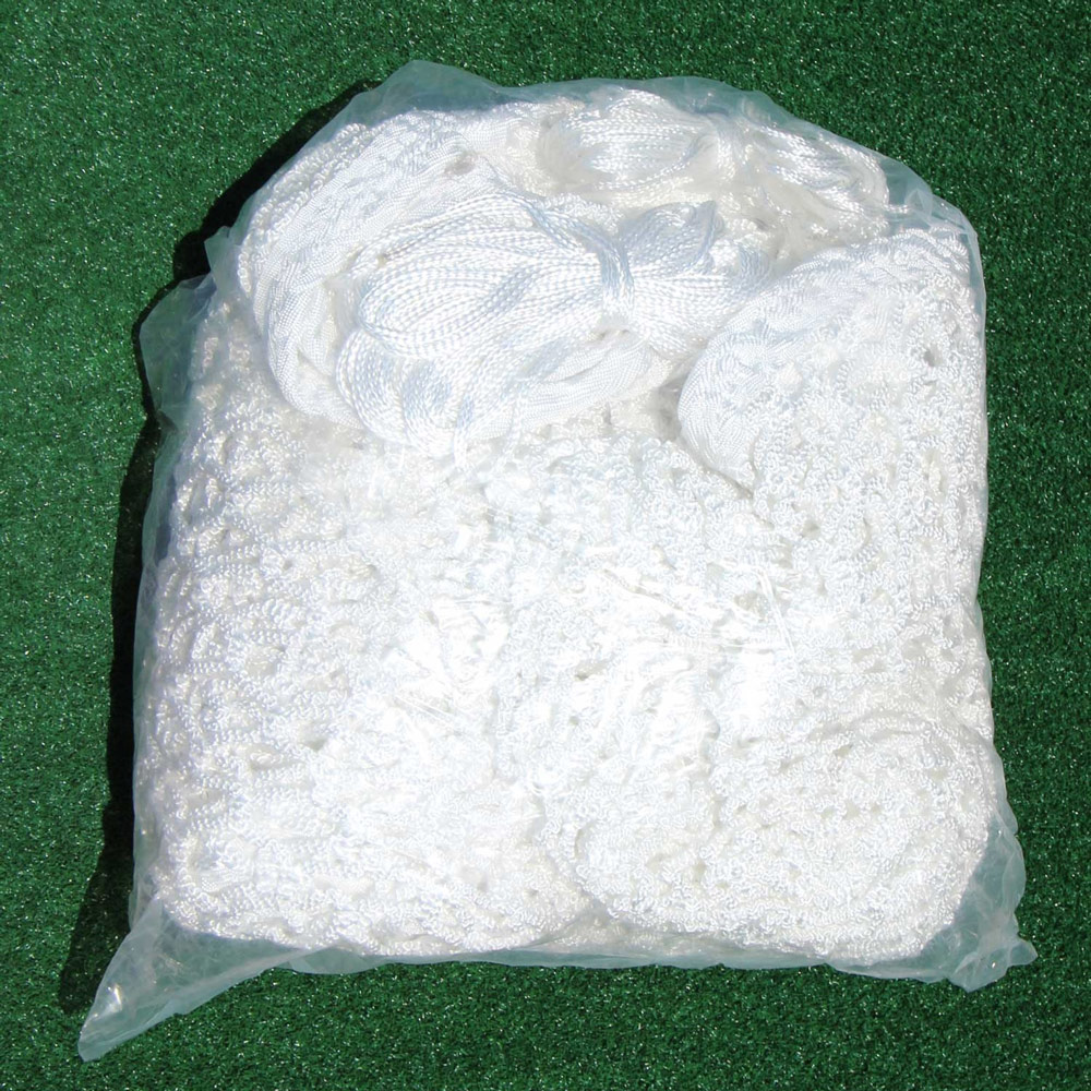 Packaging or Promotional image for Cimarron White Lacrosse Replacement Net