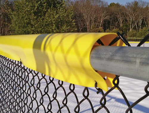 Packaging or Promotional image for Fence Safety Top Cap LITE - 80'
