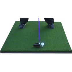 Packaging or Promotional image for 5x5 Tee-Line High Density turf with 10mm closed cell backing