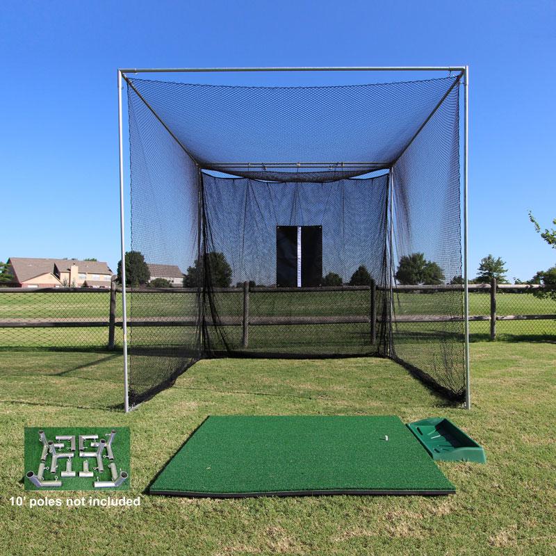 Packaging or Promotional image for Cimarron Masters Premier Golf Bundle