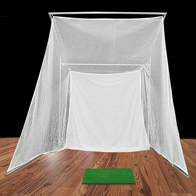 Packaging or Promotional image for Cimarron Super Swing Master Golf Net