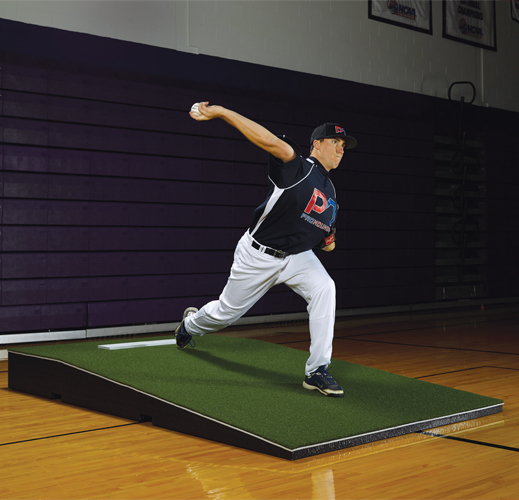 Packaging or Promotional image for ProMounds ProModel Pitching Mound