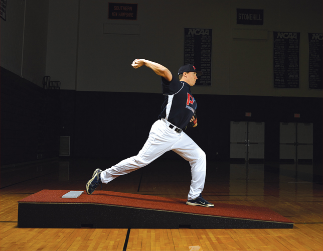 Packaging or Promotional image for ProMounds Collegiate Practice Pitching Mound