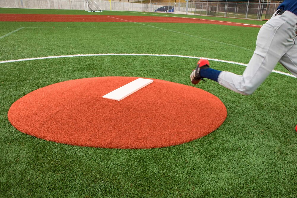 Packaging or Promotional image for 6 Oversized Stride Off Game Mound