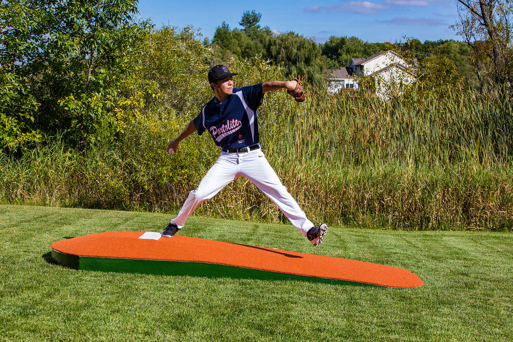 Packaging or Promotional image for Oversized One-Piece Practice Mound